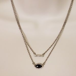 Meridian Convertible Pendant Necklace